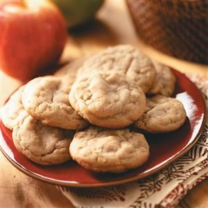 Who doesn't enjoy peanut butter cookies, with the added bonus of apples!  Watch us make and taste this recipe at 3:20 into this show: https://www.youtube.com/watch?v=eCV1Rhk5t2A