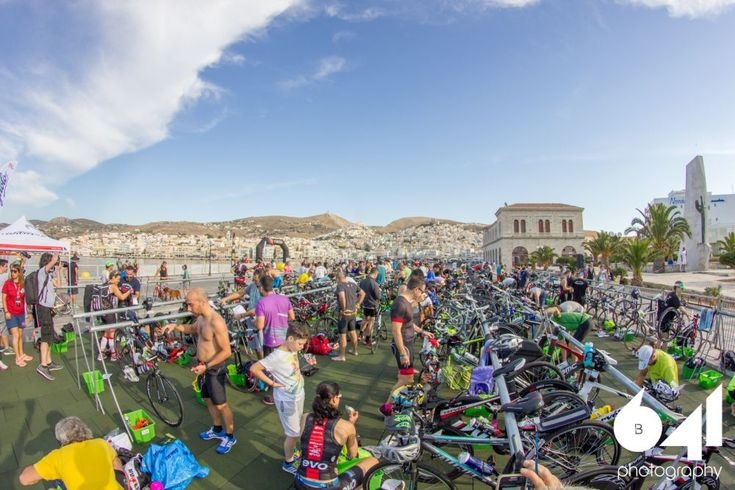 Syros Busy Preparing for 2nd TRIMORE Triathlon, Register Now.