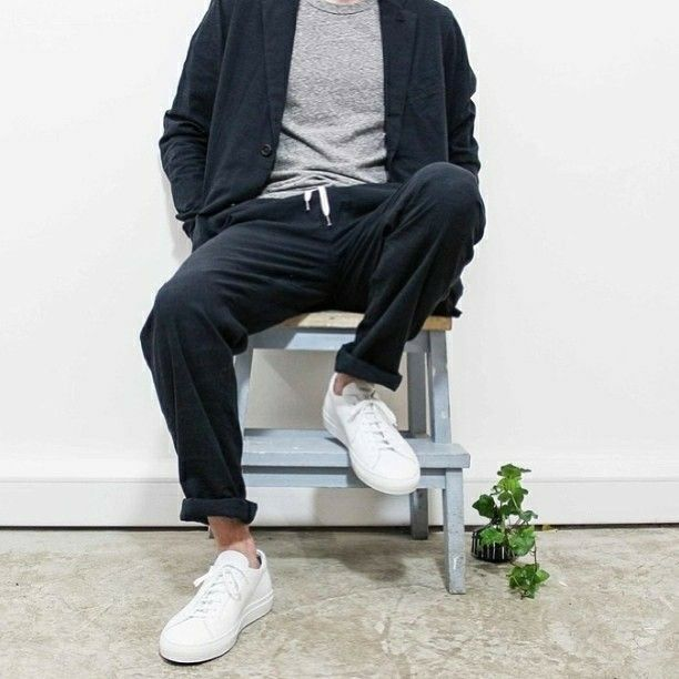Our Legacy x Common Projects by Alex Kang