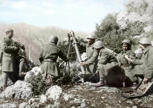 "The Greco-Italian War, also known as the Italo-Greek War, was a conflict between Italy and Greece, which lasted from 28 October 1940 to 23 April 1941. The conflict marked the beginning of the Balkans campaign of World War II and the initial Greek counteroffensive, the first successful land campaign against the Axis powers in the war. The conflict known as the Battle of Greece ended with the intervention of Nazi Germany on 6 April 1941. In Greece, it is known as the ""War of '40"" and in…"