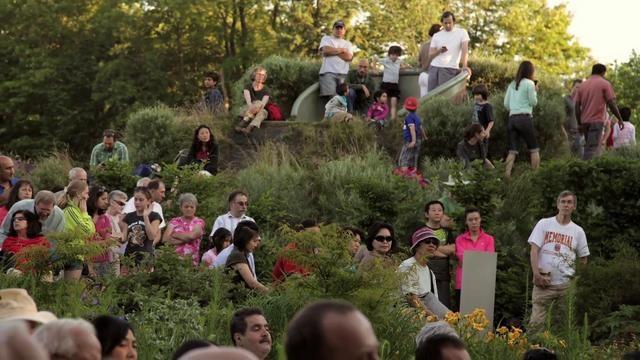 MazaMezé at Toronto Botanical Garden on Vimeo by Jim Shedden by TBG_Canada, via Flickr    http://torontobotanicalgarden.ca