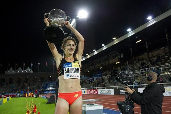 American middle distance runner Jenny Simpson has remarked a tough anti-doping regime by the International Association of Athletics Federations (IAAF) helped her win the 1,500m world title in 2011. The sprinter however added drug cheats prevented her from even reaching the final at the London Olympics in 2012.
