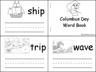 Columbus Day Crafts and Activities - EnchantedLearning.com