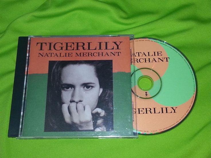 Tigerlily by Natalie Merchant FULL AUDIO CD | Etsy ...
