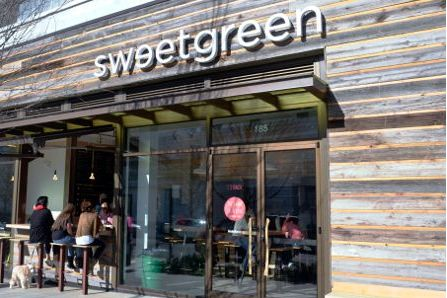 Rustic modern storefront store fronts pinterest for Exterior standalone retail