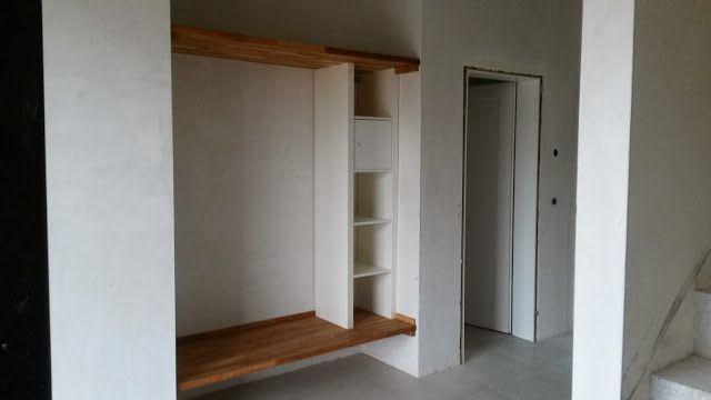 Baublog Hausnummer 17 IKEA Hack Eine Flur Garderobe selber bauen - ikea küche anleitung
