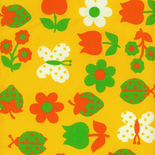 Daily Swatch: Pattern Types – Four-Way