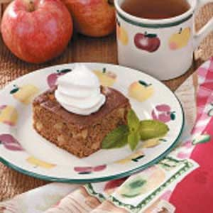 Spiced Apple Gingerbread (moist, delicious & healthy!-contest winning ...