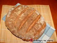 Ψωμί με προζύμι