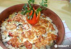Római csirkemáj