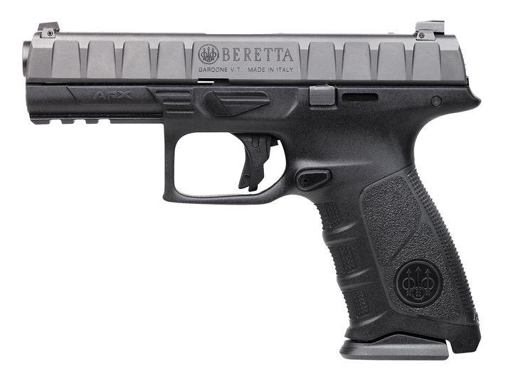 La nuova Beretta APX sarà presentata ufficialmente negli Stati Uniti in occasione del prossimo Shot Show 2017.