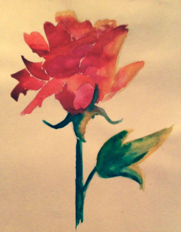 Flower ( red )