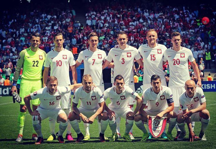 TEAM 🔥 #polska #euro2016 ⚽️