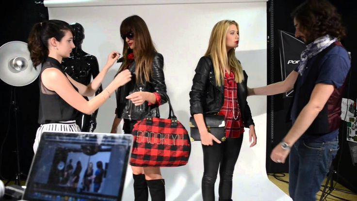 [VIDEO] Making of Magazine Noël 2013 Starissime #Polygone_Montpellier
