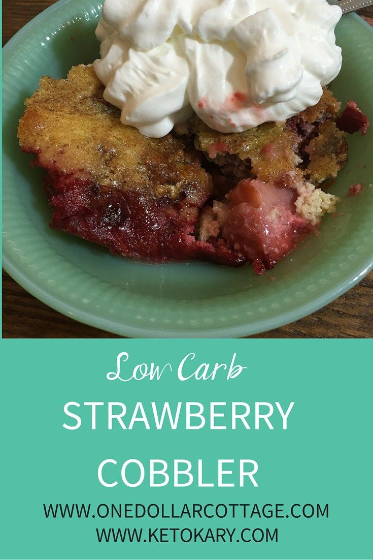 50 best Best Low Carb & Keto Strawberry Recipes images on Pinterest ...