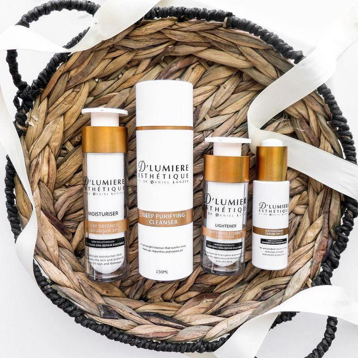 D'Lumiere Esthetique is your new go-to skincare range that was created to purify, hydrate, restore, repair and rekindle your skin.  The range offers a 5-step holistic approach to skincare, with each product scientifically formulated by well-known Australian cosmetic surgeon and dermatologist Dr Lanzer.  Head over to D'Lumiere Esthetique to shop this must-have range now!