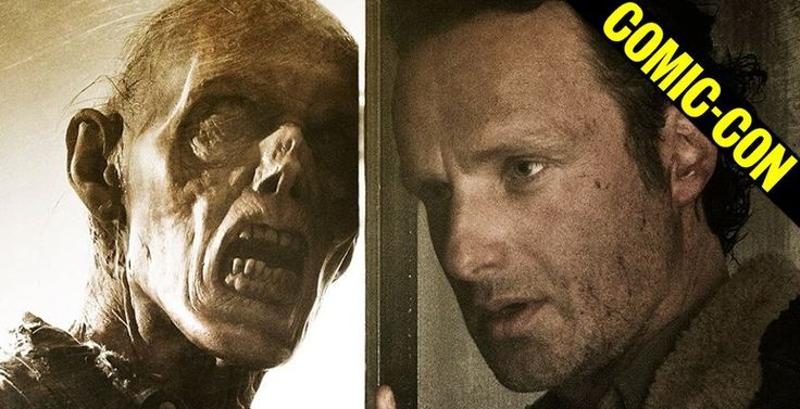 """AMC released an """"Inside The Walking Dead"""" video of the cast discussing their character's and their progression. Description from hypable.com. I searched for this on bing.com/images"""