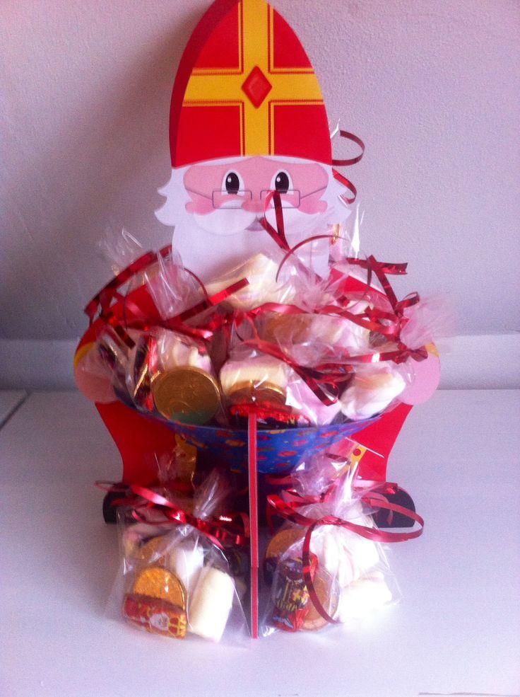 Sinterklaas traktatie www.kindertraktaties.jouwweb.nl
