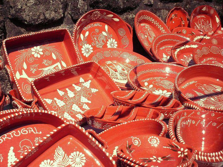 typical Portuguese ceramics