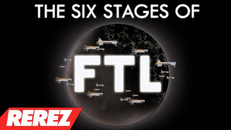Witness the six stages of playing FTL 'Faster Than Light'. Watch what happens when Shane enters madness and anger at playing this recently released Kickstarter, PC & Steam indie game!