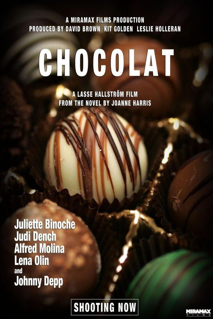 26 best Chocolat the Movie images on Pinterest   Juliette binoche ...