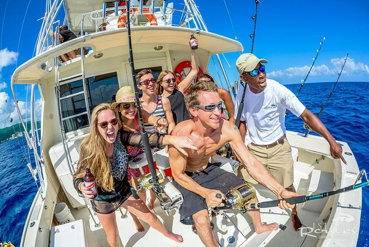 Deep Sea Fishing with Island Routes