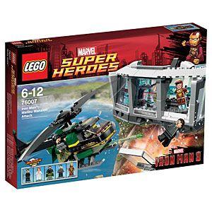 LEGO® Marvel Super Heroes Iron Man™: Malibu Mansion Attack
