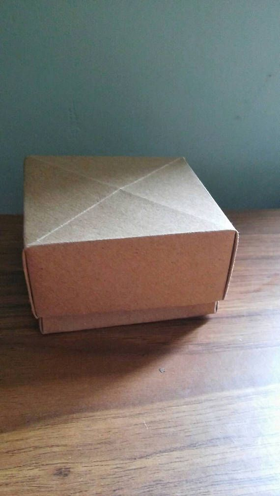 Masu Origami Box Large Wedding Favour Gift Box Stationery