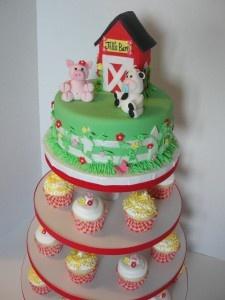 Country Cake...cupcakes