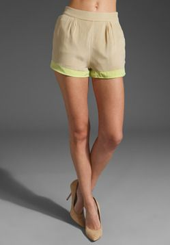 Man, these look comfortable. But I'm not part of that percent of the population who spends $127 on a pair of shorts.