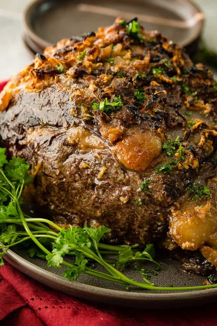 The Absolute Best Prime Rib