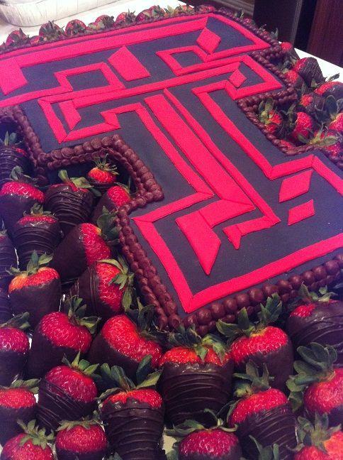 Texas Tech Cake Ideas | Texas Tech grooms cake
