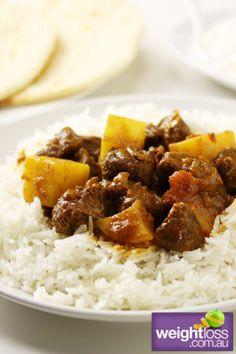 Beef Madras. #HealthyRecipes #CurryRecipes #WeightLoss #WeightlossRecipes weightloss.com.au