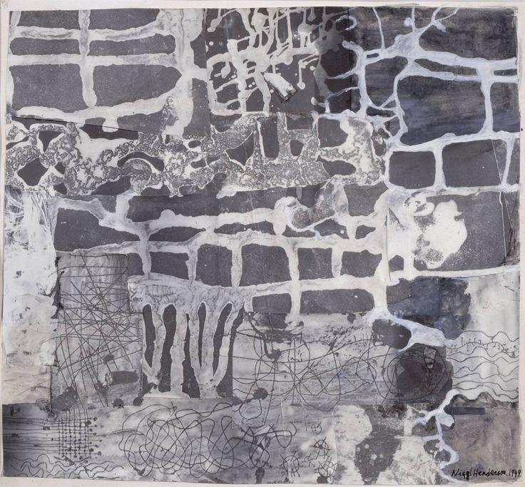 Nigel Henderson 'Collage', 1949 © The estate of Nigel Henderson