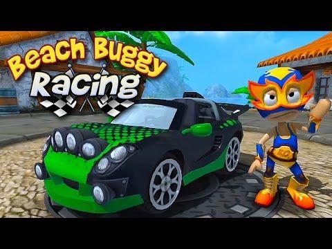 #5 Beach Buggy Racing - Tropical Twist - Gameplay - Walkthrough - Video ...