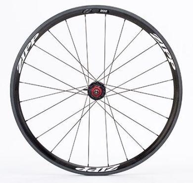 Zipp 202 Firecrest Carbon Tubular Rear Wheel - 2014