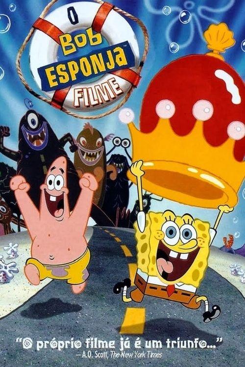Watch The SpongeBob SquarePants Movie Full Movie Online