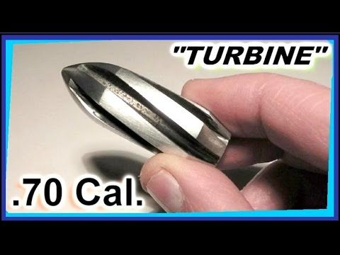 We test out some aluminum, .70 caliber shotgun slugs that were CNC'd for us by Tim Hamilton. Tim is a prototype machinist and has access to some very sophist...