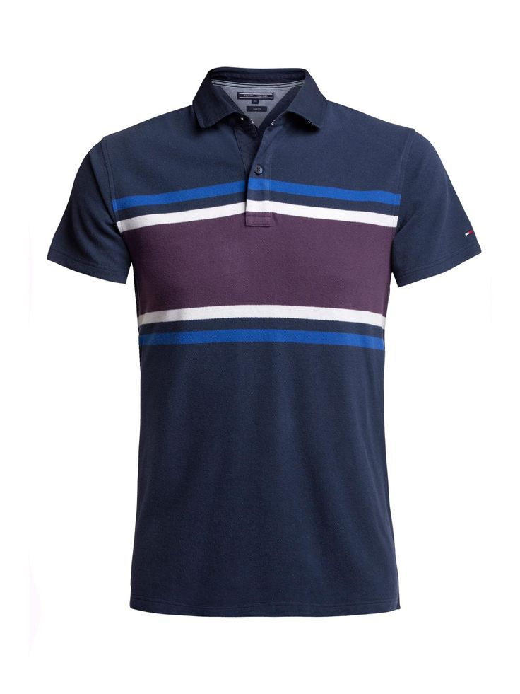 Buy your Tommy Hilfiger Berend Eng Stripe Polo Top online now at House of Fraser. Why not Buy and Collect in-store?