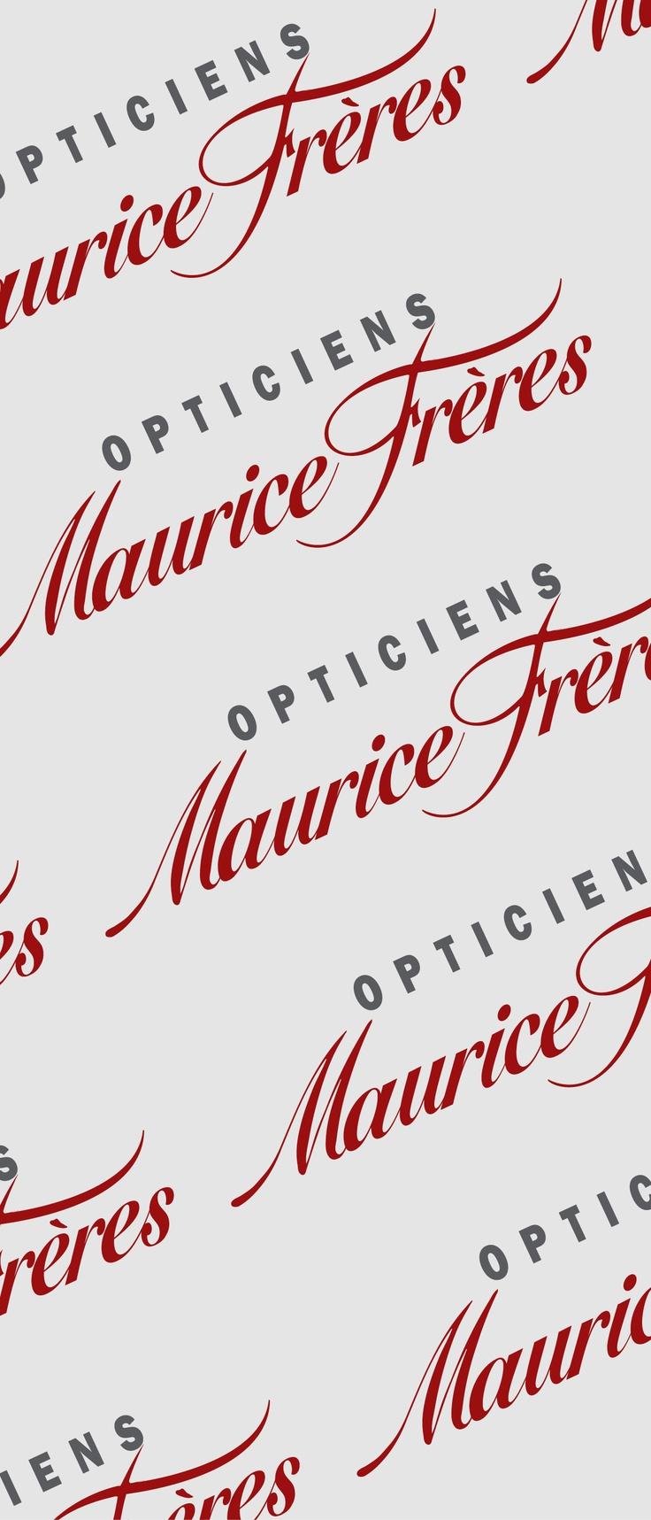 13 espaces Opticiens Maurice Frères dédiés à votre vue