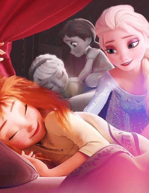 Anna and Elsa | Frozen and Frozen Fever