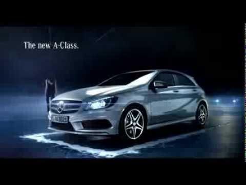"""Mercedes-Benz TV: A-Class TV commercial """"Parking"""""""