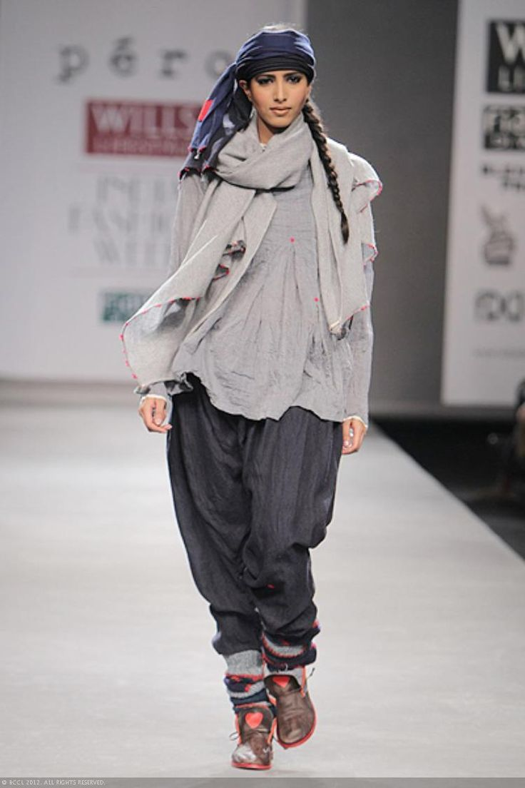 View WIFW '12: Day 2: Pero by Aneeth Arora Pics on TOI Photogallery