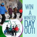Win A Winter Day Out!  SMW Credit Union and Wild Mountain are giving away a day trip to Wild Mountain for some winter fun! It is a 4-pack for you, your family, or friends to enjoy.