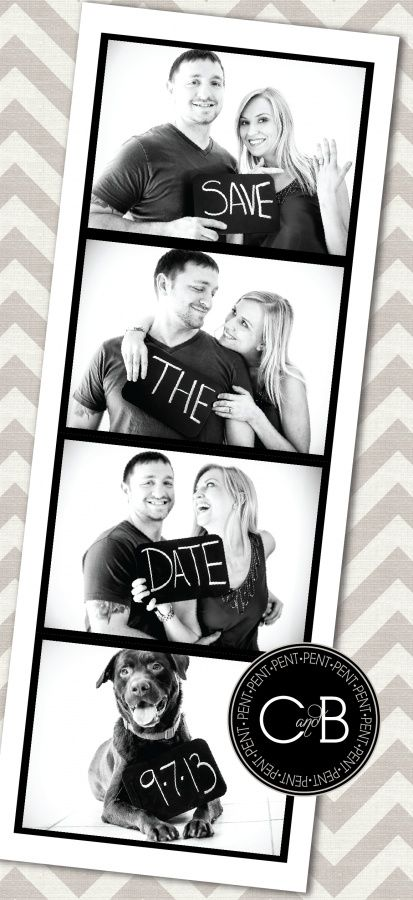 Save the Date – formas criativas de anunciar seu casamento | http://nathaliakalil.com.br/save-the-date-formas-criativas-de-anunciar-seu-casamento/