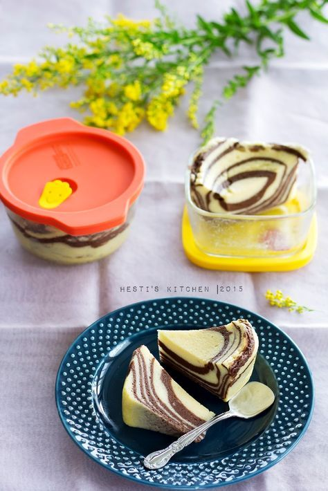 HESTI'S   KITCHEN : yummy for your tummy: Puding Cassablanca Dengan LOCK&LOCK OVEN GLASS STE...