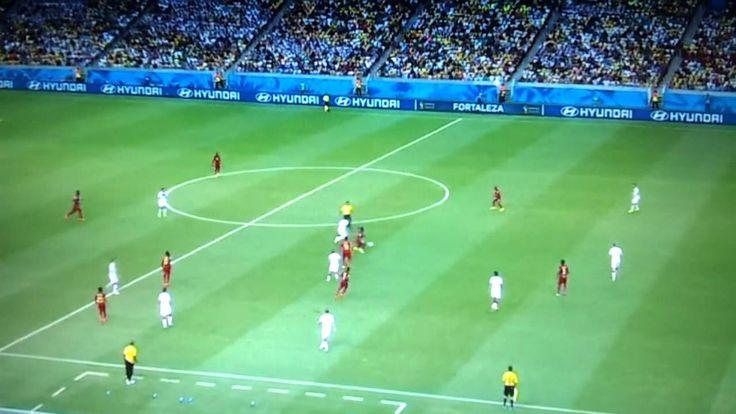 WM 2014- Vorrunde: Deutschland - Ghana 2:2