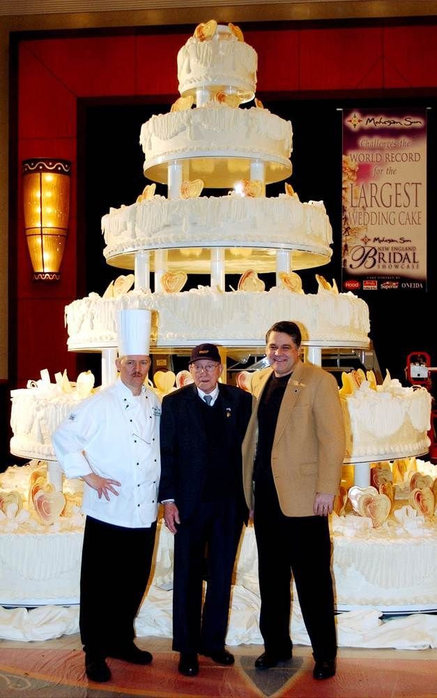 Guinness World Records: World's Largest Wedding Cake