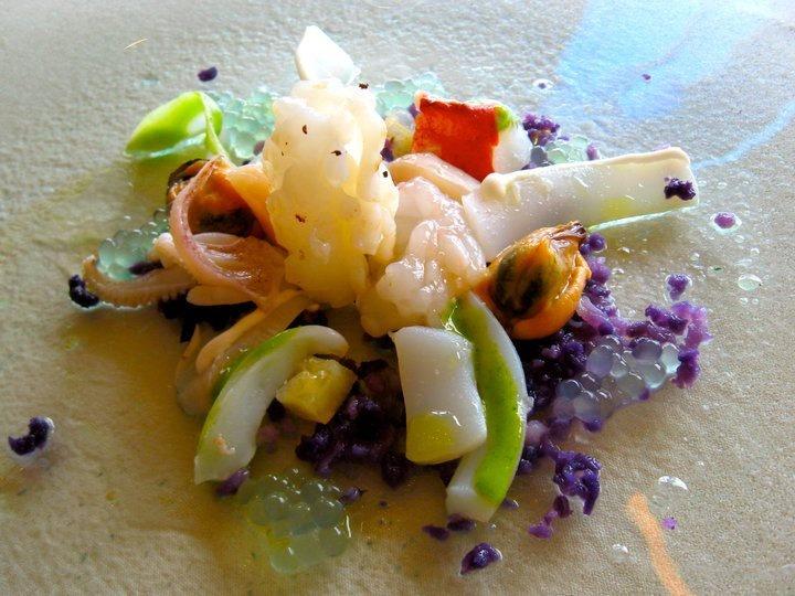 [IL MARE] Una nota ricetta dello chef Moreno Cedroni protagonista del programma LA CUCINA DI ... su Gambero Rosso Channel