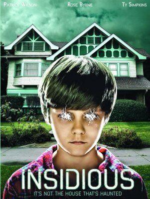 Insidious movie poster (2010) poster MOV_cfc34526